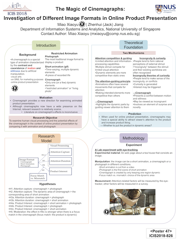 3 10 Human-Computer/Robot Interaction - ICIS 2018 Poster Gallery